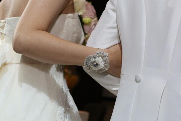 【感動のクライマックス☆自然溢れるガーデン人前式♡笑顔と感動の涙♡溢れる結婚式をご紹介させていただきます♡】