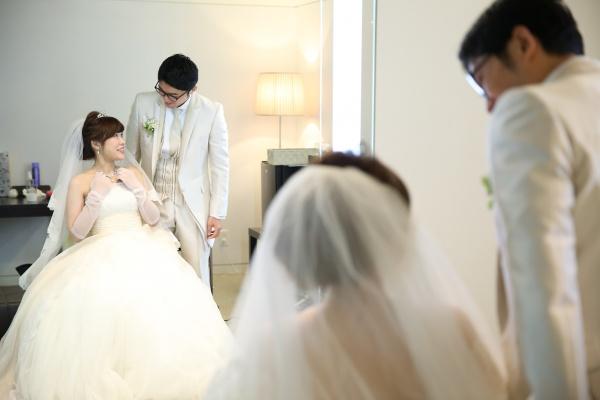 【挙式が始まる前に…♡】新郎新婦のおふたりでやっておきたいこと3つ!