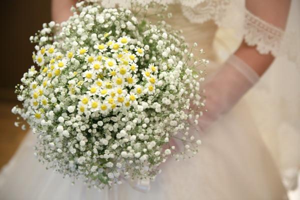 【結婚式は人生で特別な日♡特別な日に持つ#ブーケ の素敵な意味♡お伝えします♡】
