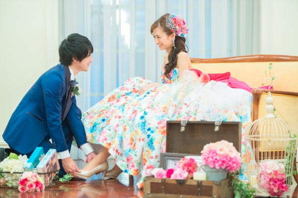 【趣味って結婚式に取り入れられる?】オリジナルでゲストも楽しい結婚式に☆☆