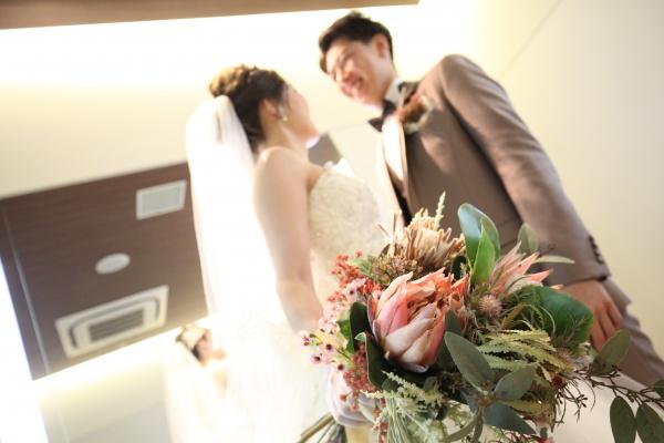 【ウェディングレポート(挙式編)】記念すべき長岡ベルナール「令和」初日婚♡