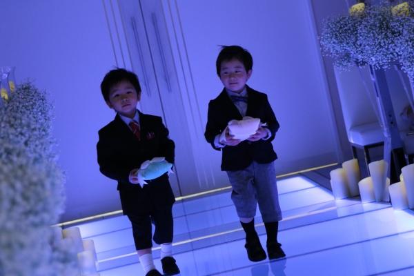 お子さまゲストがいる方の特権♡【お子さまも一緒に参加できる可愛い結婚式の演出をご紹介☆】