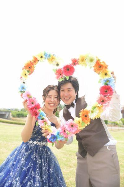 【南国風WEDDING】新婦をより美しくみせるウェディングブーケに注目!!