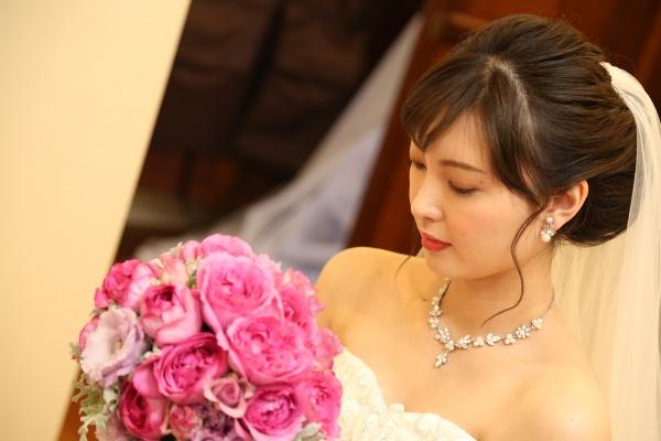 【ウエディングブーケは花嫁さま必須アイテム☆】理想の形を見つけてみませんか?