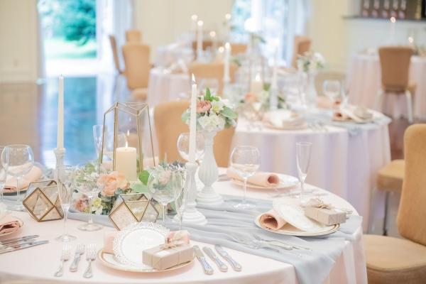 特別な時間と空間を結婚式場で彩る☆長岡ベルナールのご宴会、祝宴
