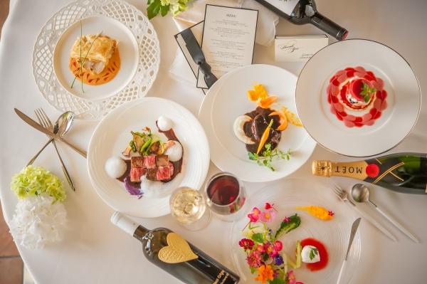 週末限定開催!【2万円相当の豪華試食が食べられる♪♪】長岡ベルナールおすすめのブライダルフェアをご紹介します☆