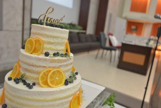 【オーダーメイドでおふたりらしく♡】ウェディングケーキの上手なオーダー方法☆