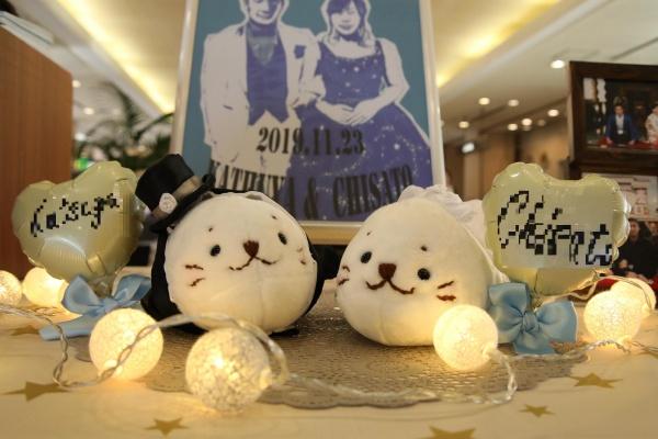 【ウェディングレポート~挙式編~】家族愛に溢れたほっこり♡そしてマッチョな?!ご結婚式