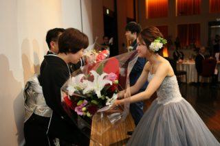 【結婚式で一番に感謝を伝えたい☆】一生わすれられない時間を過ごすために・・・♡