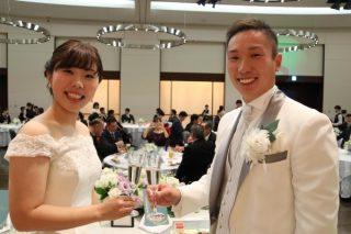 【ウェディングレポート~パーティー編~】家族愛に溢れたほっこり♡そしてマッチョな?!ご結婚式