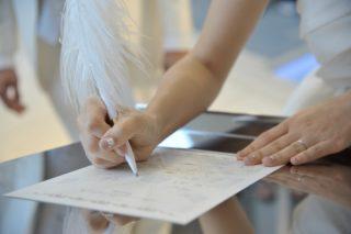 【意外と盲点!?】結婚証明書にサインする時も美しくいられるポイント♡