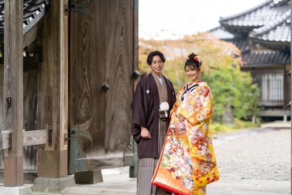 【日本人ならではの和装✿】前撮り写真大公開!お気に入りのブライダルフォトを探してみて♡
