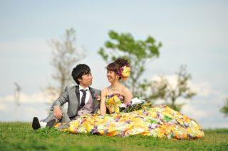 ドレス迷子の花嫁さま必見★【イマドキ花嫁が選ぶカラードレスの人気色ランキング発表します!】