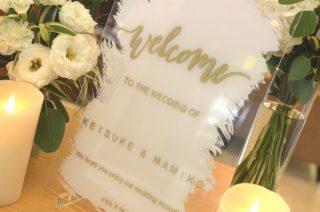 【結婚式でよく使われる英語フレーズ★】意味をおさらいしよう♪インスタで見かけるお洒落フレーズもcheck!
