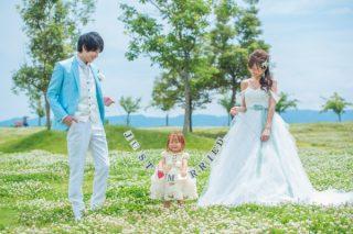 【大切なお子さまだからこそ❤】パパママ婚でお子さまと一緒に素敵な結婚式を挙げよう!
