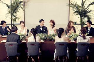 【少人数結婚式や家族婚にオススメ★】アットホームにすごせるアイディア3選をご紹介します!