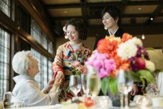 【もうすぐ敬老の日♪】大好きなおじいちゃん、おばあちゃんへ結婚式で感謝の気持ちを伝えませんか♡
