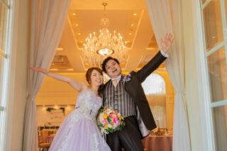 【ウェディングレポート】ラプンツェルをテーマに♡大好きをいっぱい詰め込んだwedding♪~パーティー編~