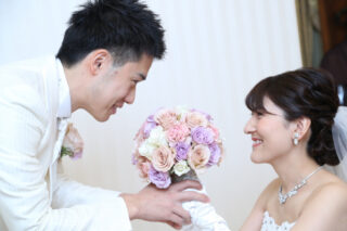 【ウエディングレポート】ゲストと一緒につくる結婚式!記念樹セレモニーに込めた想い♡