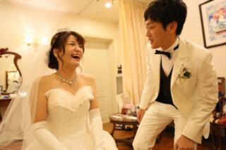 【ウェディングレポート】ゲストにhappyを届ける♡many smile wedding