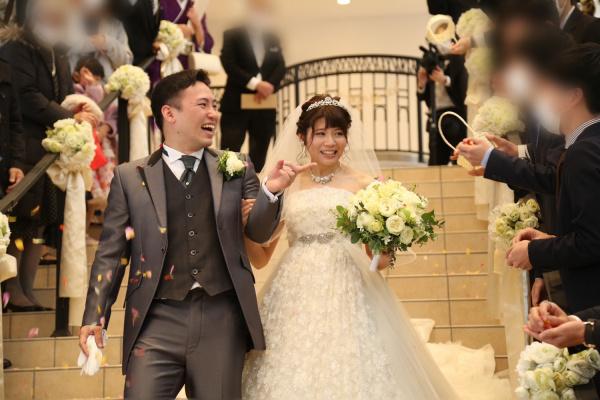 【ウェディングレポート】みんなで過ごす幸せな時間♡アットホームwedding♪