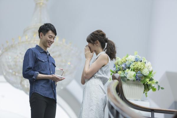 【教会・花火・キャンドルをバックに】新潟県でプロポーズするなら長岡ベルナールのプランがオススメ♪