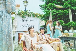 新しい結婚式のカタチ【*2部制プラン登場*】~家族と食事会+チャペル挙式+友人とのパーティー~全てをセットにしたプランが登場!