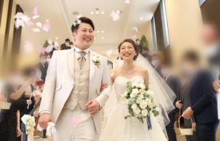 【ウェディングレポート】上質な空間でゲストをおもてなし♡大人wedding*