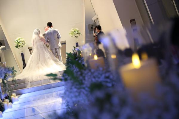 【ウェディングレポート】新郎新婦も♡ゲストも♡笑顔溢れるHappy Wedding~挙式編~
