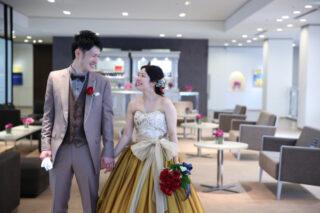 【ウェディングレポート】プリンセスのようなロマンチックな世界観で♡ゲストと楽しむwedding♪
