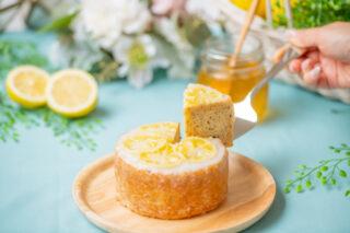 【New!夏のスイーツが登場☆】レモンの香りが広がるケーキで暑い夏も爽やかに♪*。