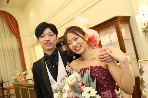 【ウェディングレポート】たくさんの笑顔と涙あふれる幸せな日*感謝を伝えるwedding♪