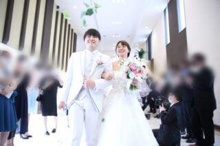 【ウェディングレポート】natural*wedding☆ゲストに家族に愛されるおふたりの結婚式♡